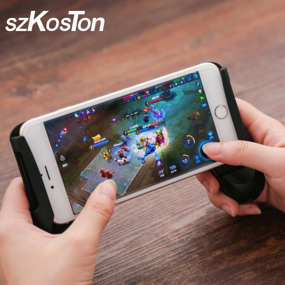 Mobile Phone Game Controller Joystick Handle Holder Grip For Rules of Survival/Critical Ops/Knives Out/PUBG For Xiaomi/Samsung