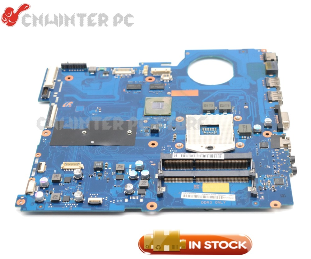 NOKOTION For Samsung NP-RC520 RC520 Laptop Motherboard 15 inch HM65 DDR3 GT520M 1GB BA92-08079A BA92-08079B ibanez rc520 jsg roadcore