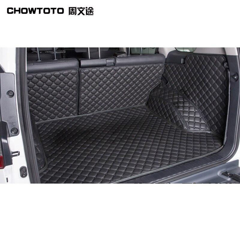 CHOWTOTO AA Măsuțe automate Măști de trunchi pentru Toyota Land - Accesorii interioare auto