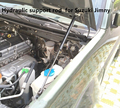 Hydraulische unterstützung stange für Suzuki Jimny  haube halterung unterstützung Bodykits Kraftfahrzeuge und Motorräder -