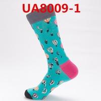 2018 Новое поступление модные женские носки высокого качества 15 шт./компл. UA8009