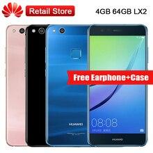 "Globale Huawei Nova Lite LX2 4 GB RAM 64 GB ROM 5,2 ""Kirin658 Octa-core 1920*1080 3000 mAh Fingerabdruck Android 7.0 DualSIM Smartphone"