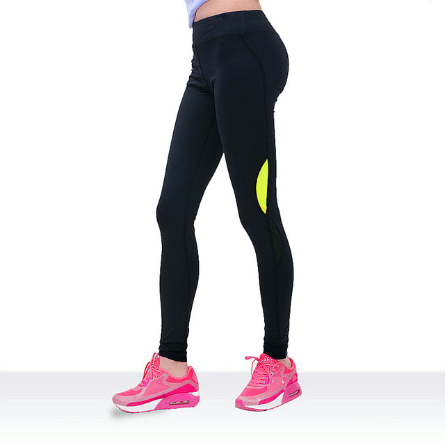 Leggings For Women Black Spandex Strength Legging Push Up Elastic Compression Pants Mid Waist  Breathable Quick Dry Clothing