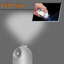 3PCS Personal Alarm Protection Women Elderly Safety Self Defense Alarm 120-130dB Loud Anti-Attack Security Keychain Alarm