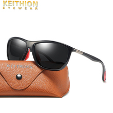 KEITHION New Polarized Sunglasses Fishing Eyewear Glasses For Men Women Outdoor Hiking Running Golf UV400