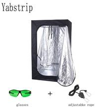 Yabstrip lâmpadas led para área interna, para crescimento de plantas, para estufa, flores, conjunto de iluminação de plantas