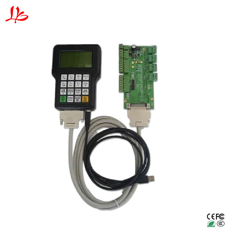 DSP 0501 контроллер 3 оси английская версия беспроводная ручка контроллер ЧПУ маршрутизатор пульт дистанционного управления