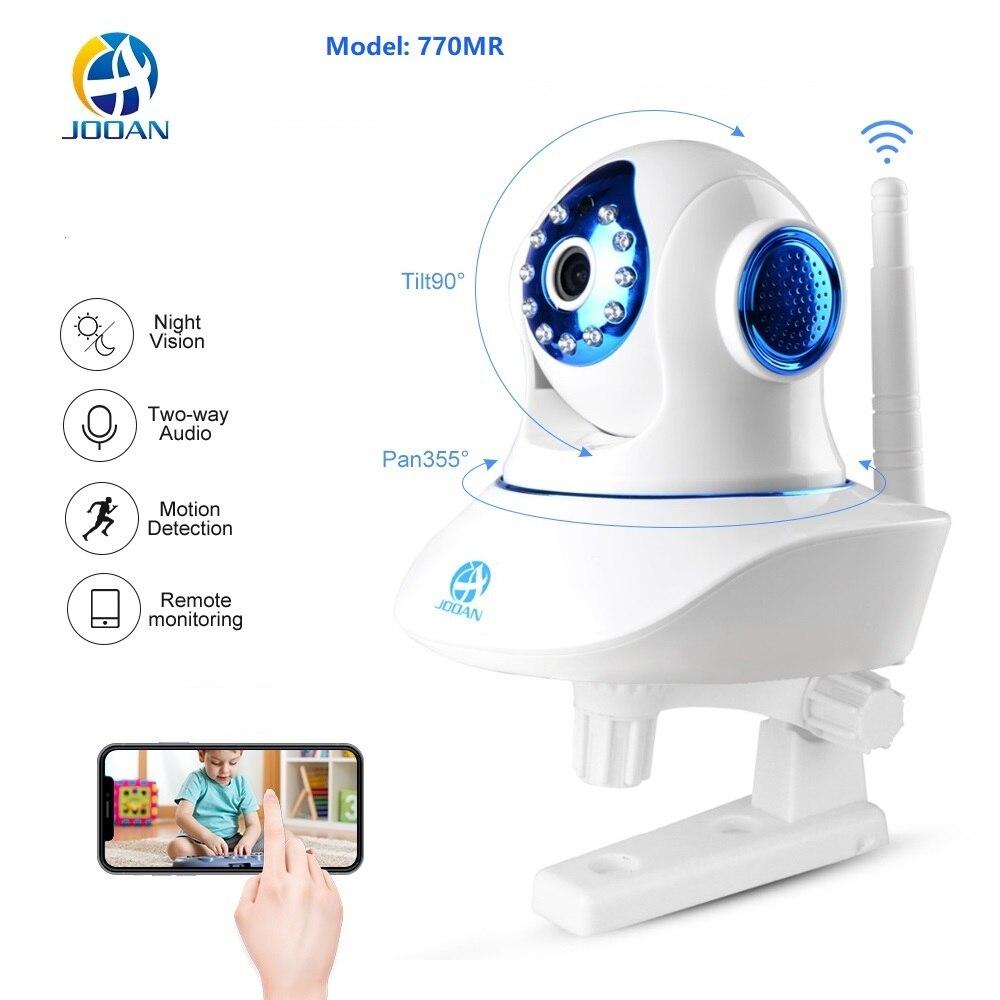 La cámara de seguridad IP WiFi inalámbrico Mini red de la cámara de vídeo de vigilancia Wi-Fi 720 P visión nocturna nube cámara CCTV Monitor de bebé