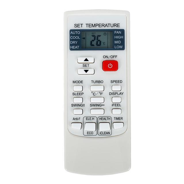 Air Conditioner REMOTE CONTROL เหมาะสำหรับ Aukia YKR H/102E เครื่องปรับอากาศ CONTROLLER