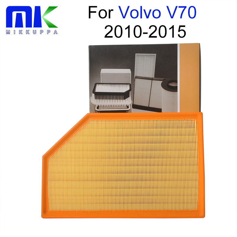 Mikkuppa Air Filter For Volvo V70 2010 2011 2012 2013 2014 2015 Auto Car Accessories OEM:30748212