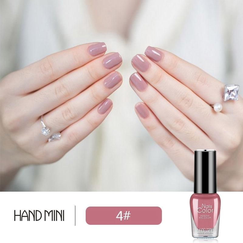 High Quality Handmini Nail Polish Water Base Peelable Nail color Art ...