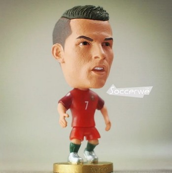 Soccer Player Star 7# C.RONALDO (PRT-2016) 2.5 Action Dolls Figurine FreeShipping muñeco buffon