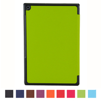 For Sony Xperia Z2 10 1 Inch Tablet Business Pu Leather Stand Smart Sleep Case Cover