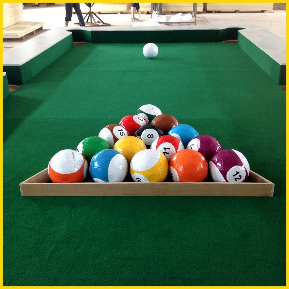pin of table to yard games billiards decor new game how a pool pinterest soccer ball make news