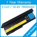 9 cell laptop battery for lenovo ThinkPad X201 X200 7458 43R9254 42T4542 43R9255 FRU 42T4536 42T4538 42T4540