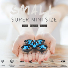 JJRC Mini Quadcopter 4CH Micro Flying RC Drone Helicopter Toys