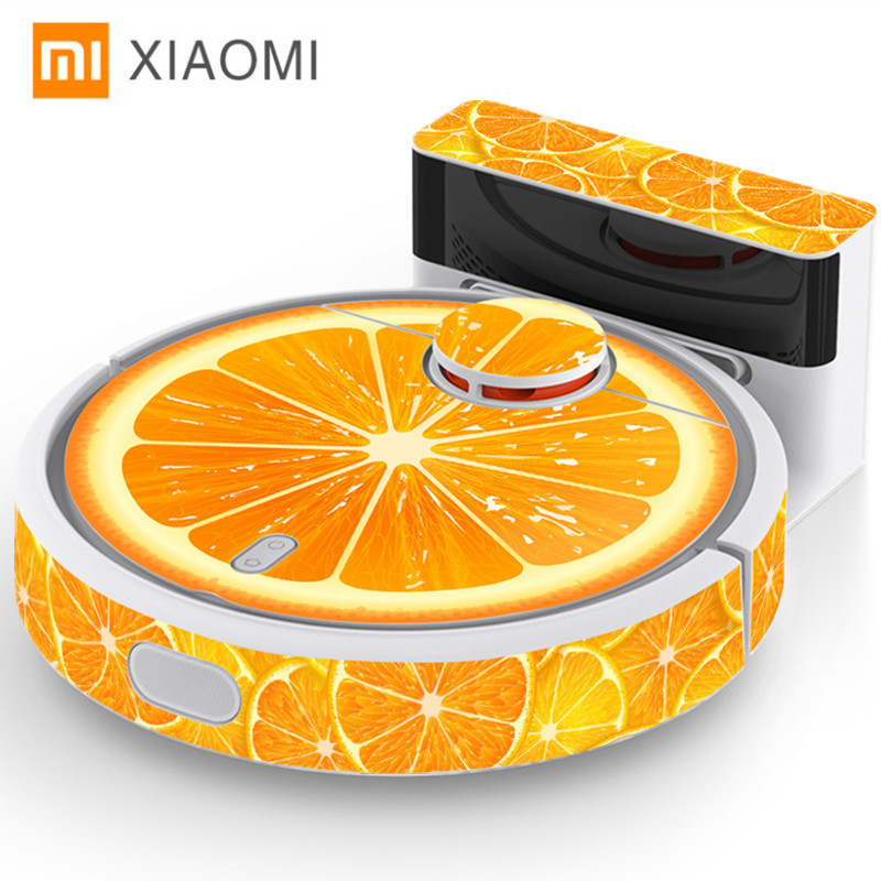 XIAOMI Robot Vacuum Cleaner Sticker Beautifying Protective Film 1Piece 3 Models Can Be Selected Skin Protective Film