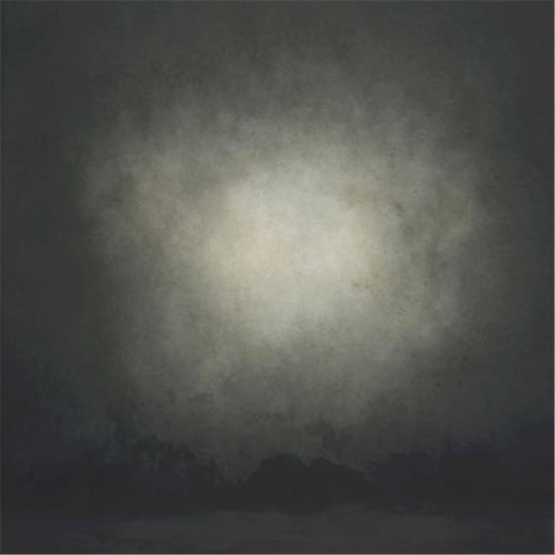 Portrait Wallpaper: 5*7ft Dark Grey Solid Color Professional Photo Background