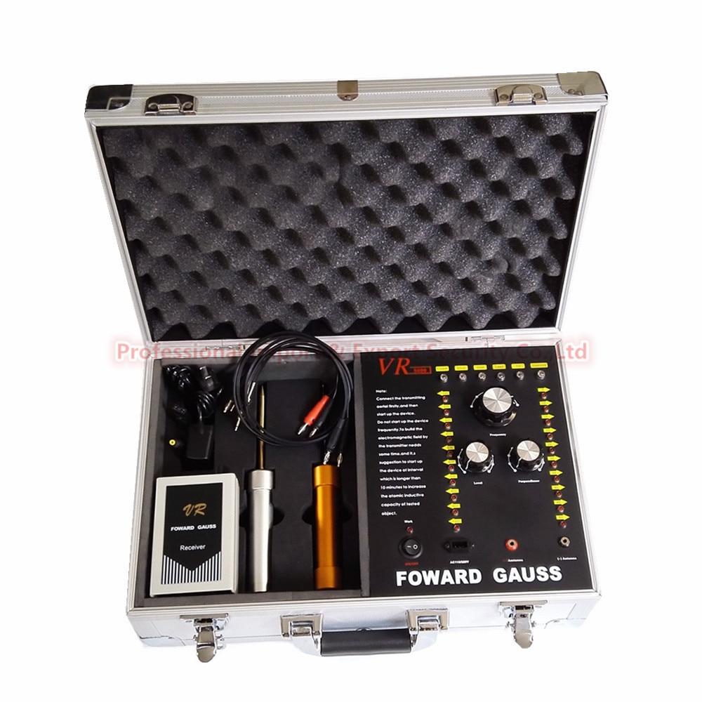 VR5000 FORWARD GAUSS Metal Detector, Long Range Underground Metal Detector, Mine Detector,Free Shipping  clear fit range vr 40 revolution