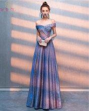 Новинка 2020 светоотражающие простые элегантные вечерние платья