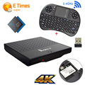 [Genuine] KM8 P Inteligente Caixa de TV Android Android 6.0 Octa núcleo de 64 Bits Max 1G + 8G 2.4G WiFi 4 K HD Media Player PK X96 Adicionar i8 teclado