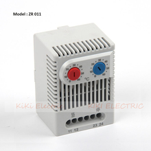 NO and NC in One Casing Double Function Temperature Controller Switch / Dual Thermostat ZR 011