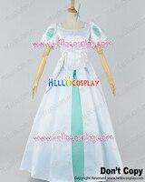 The Little Mermaid Cosplay Princess Ariel Dress Costume H008