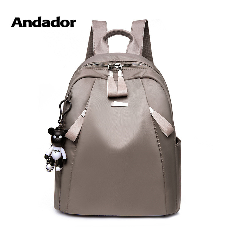 Anti-Theft-Backpack Shoulder-Bags Travel Larger-Capacity Female Casual Women New-Fashion