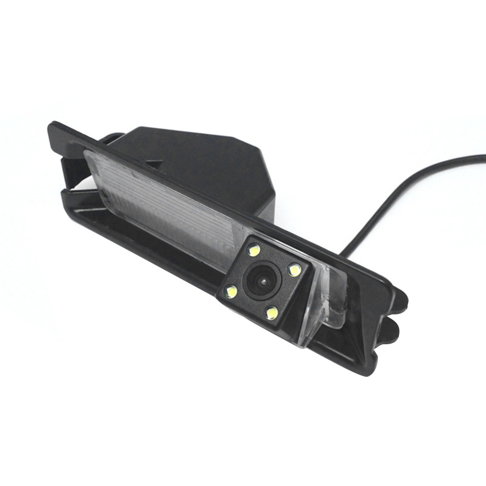 New CCD HD Night vision side 4 LEDS Special Car Rearview Rear View Reverse Vehicle backup Cameras For Nissan Micra Renault Pulse