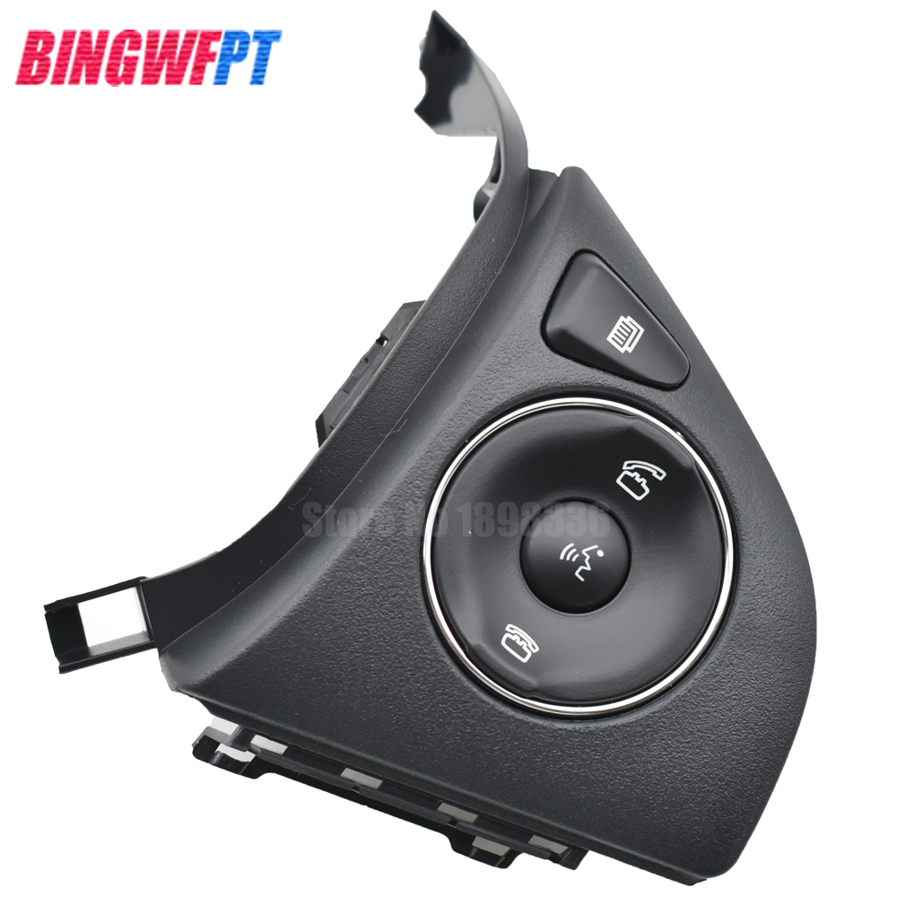 Good Quality Steering Wheel Switches Control Audio Control Bluetooth for Honda Fit (No cruise control)-in Steering Wheels & Steering Wheel Hubs from Automobiles & Motorcycles    1