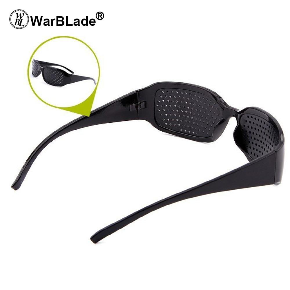 WarBLade Child Anti-myopia Glasses Women Vision Care Pin hole Sunglasses Eyesight Improve Natural Healing Anti-fatigue 2