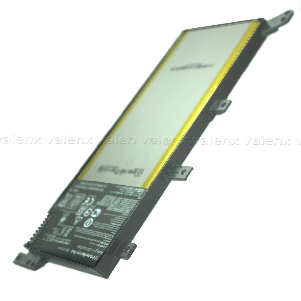 עופרות 7.5V 37WH C21N1347 חדש סוללה למחשב נייד ASUS X554L X555 X555L X555LA X555LD X555LN X555MA 2ICP4 / 63/134 C21N1347 (3)