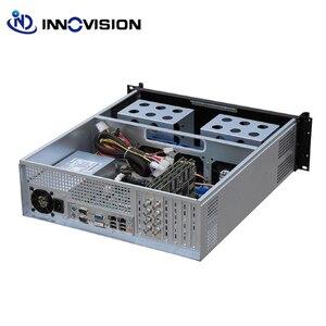 Image 4 - Coque dordinateur industrielle de conception haut de gamme RC3500L avec châssis/serveur en aluminium 3U à panneau avant