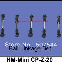 Super CP Ball Linkage Set Walkera HM-Mini CP-Z-20 Walkera Parts Free Shipping wi