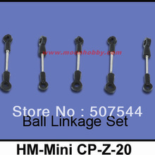 Super CP Ball Linkage Set Walkera HM-Mini CP-Z-20 Walkera Pa