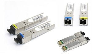 Image 3 - SFP 5 đôi 10G BIDI 20KM T1310/R1270 LC SFP Module Mini sợi GBIC SFP đơn chế độ sợi quang Module SFP
