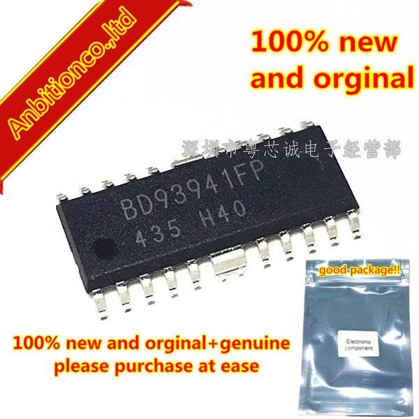 1pcs 100% New And Orginal BD93941FP BD93941 LED Pin Rating 60V SOP-20 In Stock