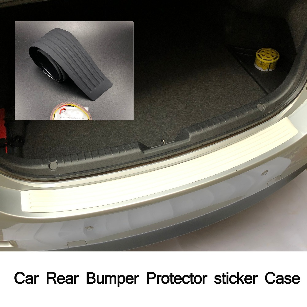 since 2002 REAR BUMPER PROTECTOR compatible with FORD FUSION