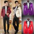 HK Estudio traje de ropa masculina traje de vestir de Los Hombres del novio presidió el vestido de boda del novio de La boda traje