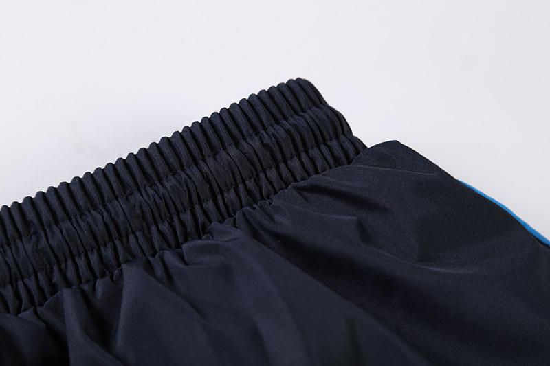 New Arrival Marka Dres Casual Sporta Kostiumu Mężczyźni Mody Bluzy Zestaw Kurtka + Spodnie 2 SZTUK Poliester Sportowej Mężczyzn 4XL 5XL SP019 26