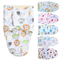 Baby Blanket Envelope Open Baby Newborn Bathrobes Double Short Plush Baby Sleeping Bag Within Infant  3 Months
