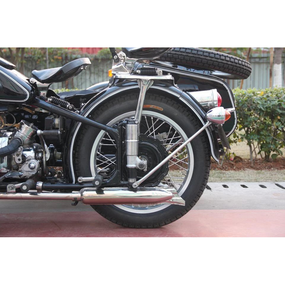 R75 M72 K750 XJ750 motor 2