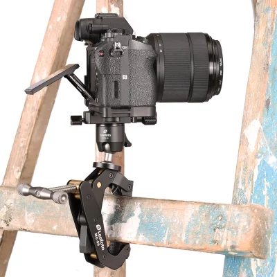Articulated Magic Arm Crab Claw Clamp Tongs Pliers Clip Studio Flash Bracket for Boom Light Stand Boom Arm Camera Tripod Monopod