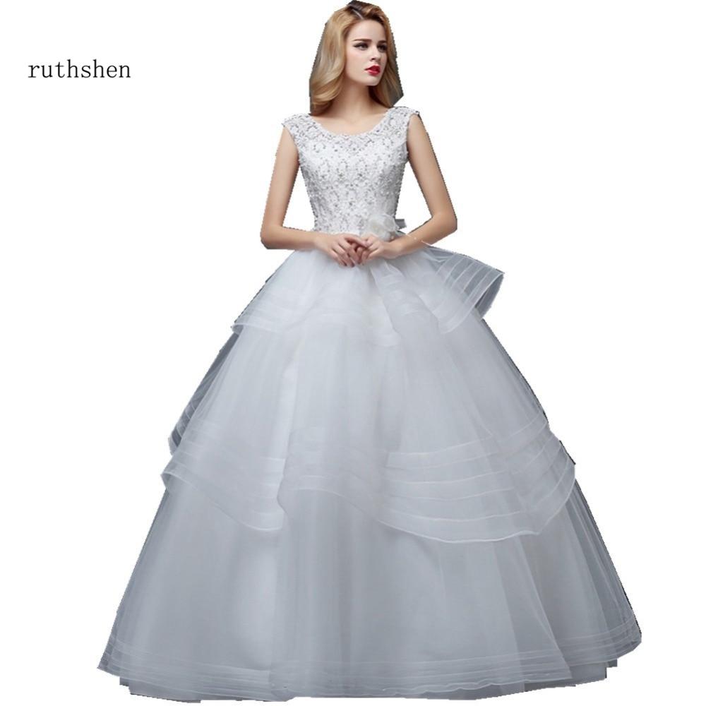Colorful Elegant Ball Gown Wedding Dresses Mold - All Wedding ...