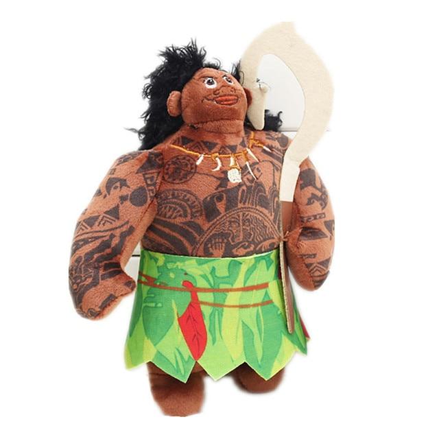 Moana Maui Stuffed Plush Toy Movie Doll Chicken Stuffed