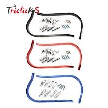 Triclicks Universal 7/8'' 22mm Handlebar Handguard Hand Guard Motorcycle Dirt Bike MX ATV Handguards Protective L&R Hand Guards цены онлайн