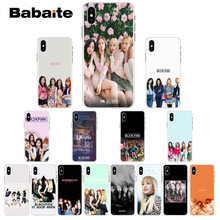 Babaite BLACK PINK k-pop BLACKPINK kpop Customer High Quality Phone Case for iPhone 5 5Sx 6 7 7plus 8 8Plus X XS MAX XR(China)