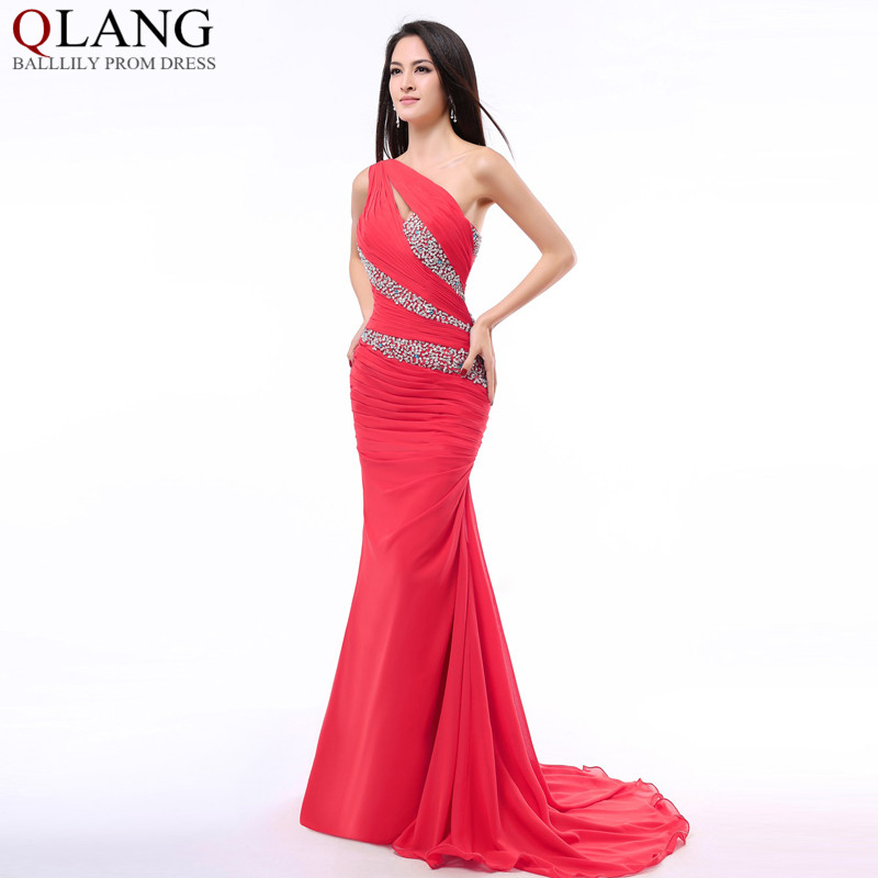 Aliexpress.com : Buy New Arrival Women Mermaid Evening Dress Long ...