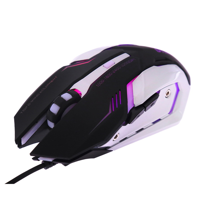 brand USB laptop Computer pc laptop notebook office Optical Wired Gaming mouse for DOTA2 World of tanks gamers LED Snigir Mice