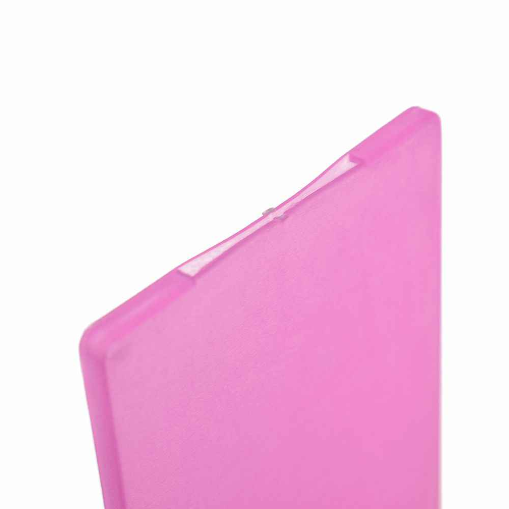 1PC Waterproof PVC Card Holder Credit Student Transparent ID Cards Office Company Supplies Work Bus Card Holder